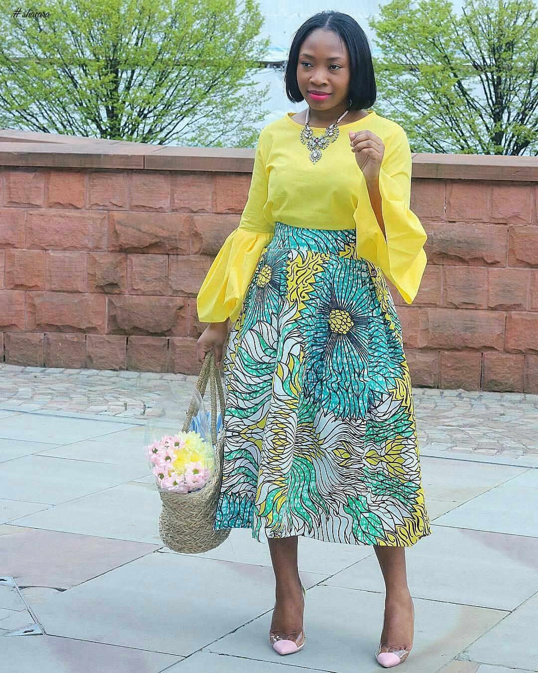 8e4f260e489 Great ways To Rock African Prints to church