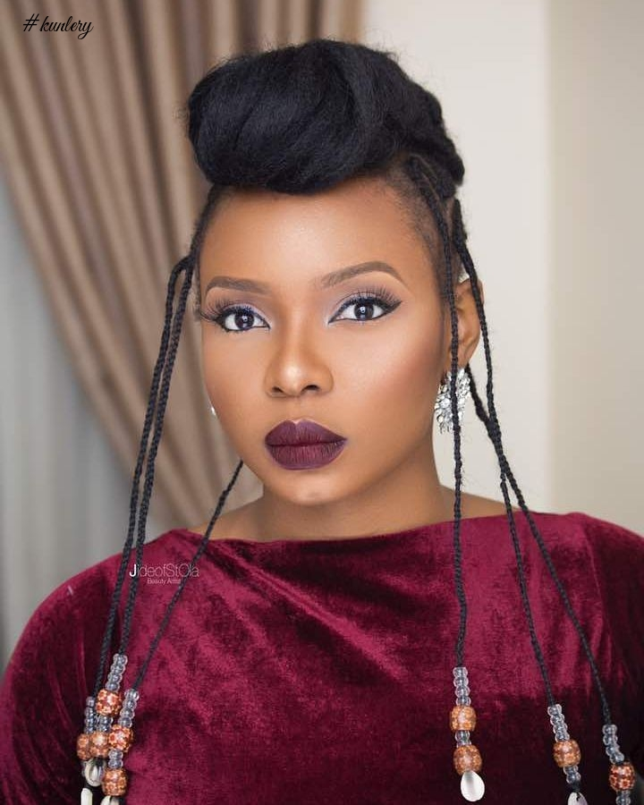 15 Times Nigerian Songstress Yemi Alade Proves She Is 1